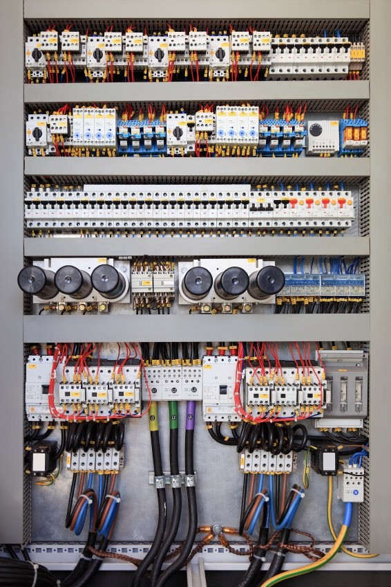 6 Environmental Considerations for Industrial Control Panels